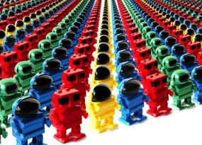 Million Robot March